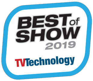 Best of Show 2019 TV Technology