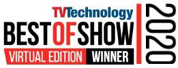 Best of Show Virtual TV Technology Award