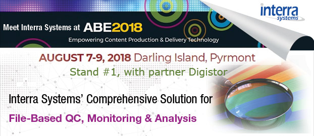Interra Systems at ABE 2018