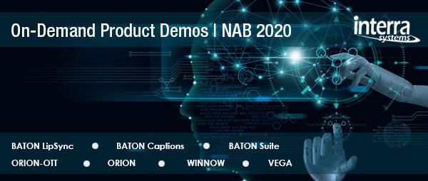 Online NAB 2020