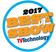 Best of Show Award at 2017 NAB