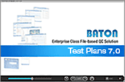 Overview of BATON 7.0 Test Plans